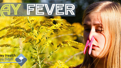 How to Combat Hay Fever